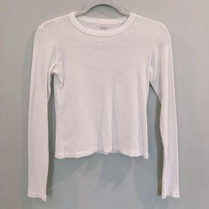 White Brandy Melville Shirt